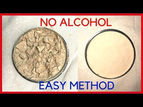 DIY | HOW TO FIX BROKEN COMPACT POWDER/MAKEUP WITHOUT ALCOHOL - UC7iGi16oj-d_U1SCqDYLuBQ