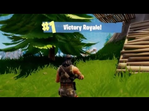 I Played Fortnite For The First Time And This Happened