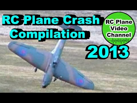 RC PLANE FAIL CRASH & Mishaps Video Compilation 2013 - RC Plane Video Channel - UCH1M8C1BKN63TH8V_ResEqw