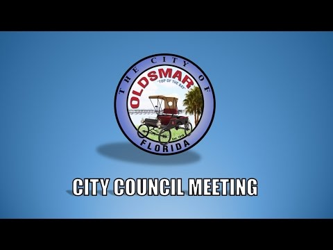 City of Oldsmar Council Meeting 02/21/2017