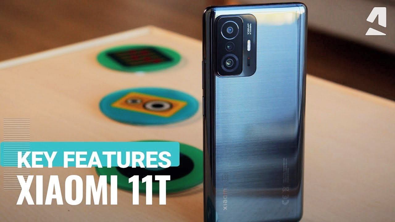 Xiaomi 11T hands-on & key features