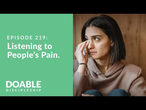 Episode 219: Listening To Peoples Pain with Kay Warren