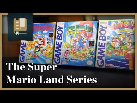 The Super Mario Land Series | Gaming Historian - UCnbvPS_rXp4PC21PG2k1UVg