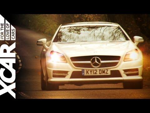 Mercedes-Benz SLK 250 CDI: Does A Diesel Sports Car Really Work? - XCAR - UCwuDqQjo53xnxWKRVfw_41w