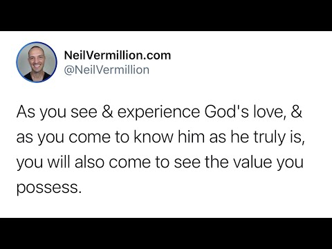 Showers Of My Affections For You - Daily Prophetic Word
