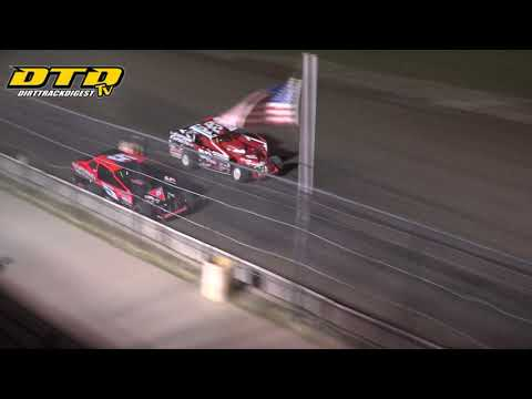 Can-Am Speedway Big-Block / Small-Block Challenge Highlights | 9/26/20 - dirt track racing video image