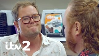 Alan Carr on His First Failed Female Encounter | Shopping With Keith Lemon