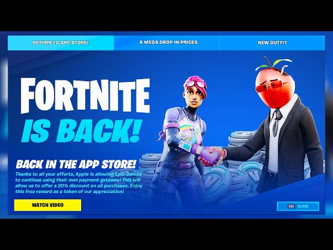 Fortnite Closes Automatically