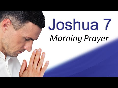 SIN WILL CAUSE YOU TO LOSE EVERY TIME - JOSHUA 7 - MORNING PRAYER