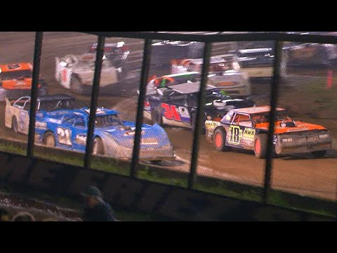 Pro Stock Feature | Eriez Speedway | 9-17-21 - dirt track racing video image