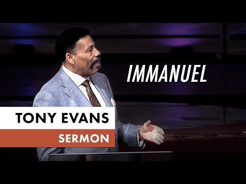 Immanuel  Tony Evans Sermon