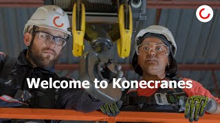 Welcome to Konecranes