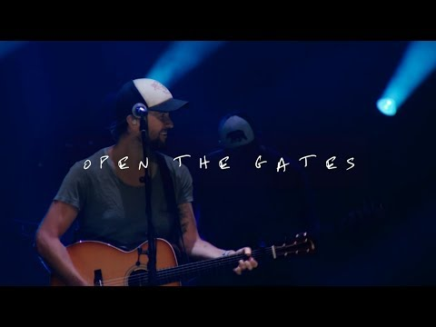 Jon Egan - Open The Gates (Official Live Video)