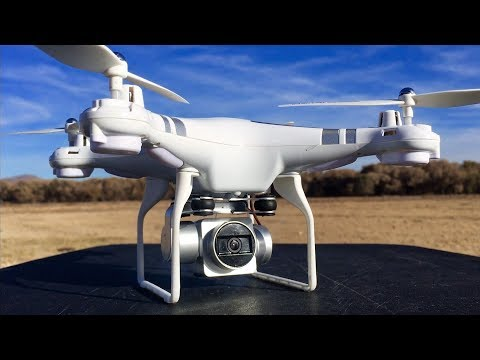 X52HD RC Drone RTF with 720P HD Camera - UC9l2p3EeqAQxO0e-NaZPCpA