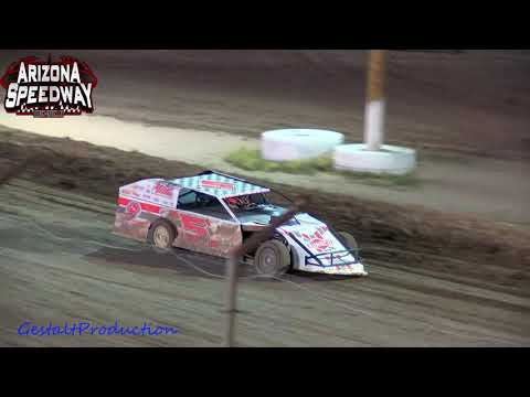 Az Speedway  IMCA Modified Main   9.18.21 - dirt track racing video image