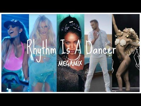 Rhythm Is A Dancer (Megamix) | Rihanna, Ariana Grande, Gaga, Britney, Madonna and More - UC9d3bWvy-aNSqgEZvwQQj2w
