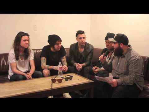 Breathe Carolina Interview | Danny Worsnop | Savages Writing Process - UCKBagj9lzfWRATkxibrPa2g