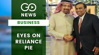 Saudi Aramco Eyes 25% Reliance Stake