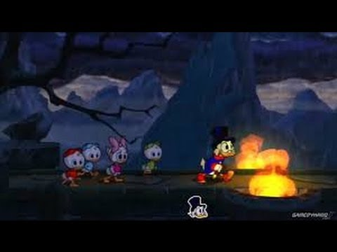 DuckTales Remastered - Transylvania Footage - UCKy1dAqELo0zrOtPkf0eTMw