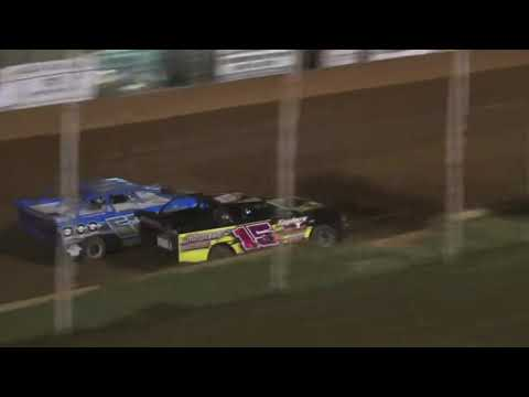 Stock 4a at Winder Barrow Speedway May 22nd 2021 - dirt track racing video image