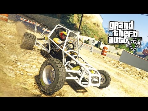 GTA 5 OFF ROADING! Impossible Off Road Trail Challenges! (GTA 5 Next