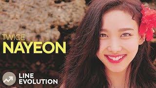 NAYEON (Line Evolution) • JUL/18