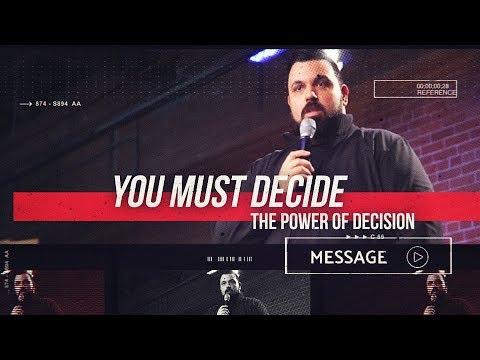 Dec 2nd - Destiny PHX - You Must Decide