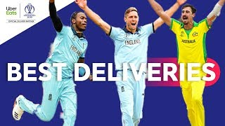 UberEats Best Deliveries of the Day | Australia vs England | ICC Cricket World Cup 2019
