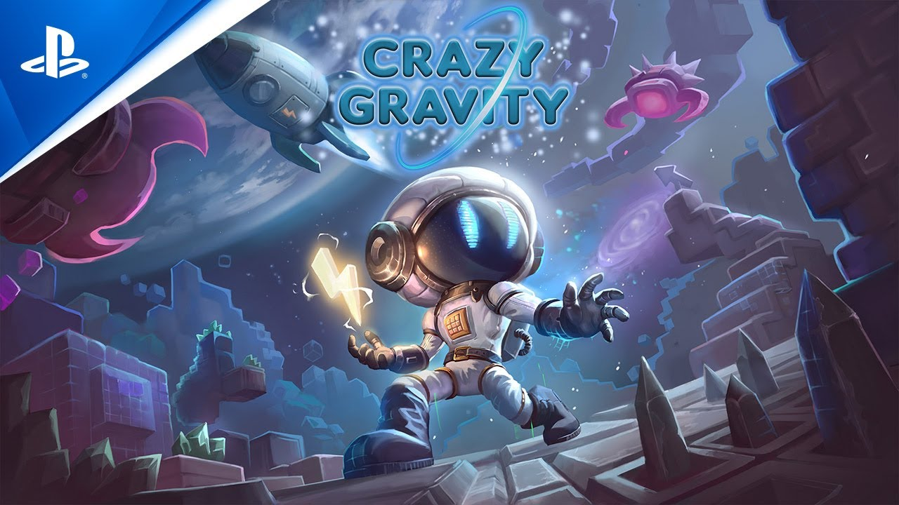 Crazy Gravity – Launch | PS5, PS4