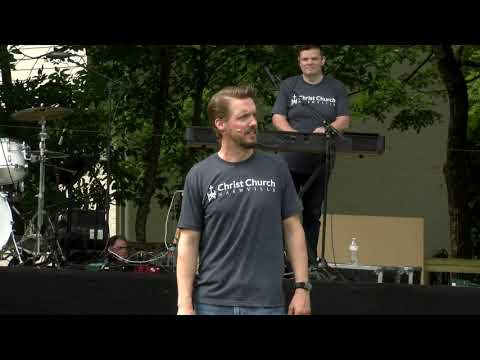Sermon - 06/28/2020 - Pastor Ben Anderson - Christ Church Nashville