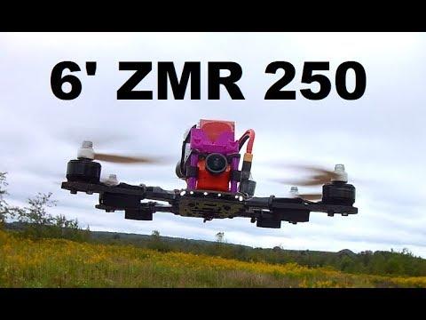 """1st FLIGHT 6"""" ZMR 250 Race Drone bound Jumper T8SG Plus PUNCH Review - UCXP-CzNZ0O_ygxdqiWXpL1Q"""