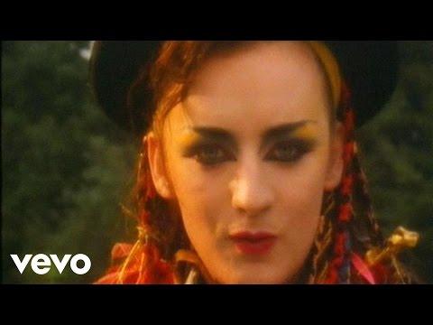 Culture Club - Karma Chameleon (Official Video) - UCWGqNXQw31gop5mmpzLMBzg