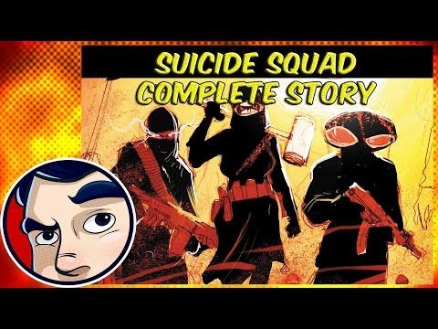 "Suicide Squad ""Monsters"" - Complete Story - UCmA-0j6DRVQWo4skl8Otkiw"