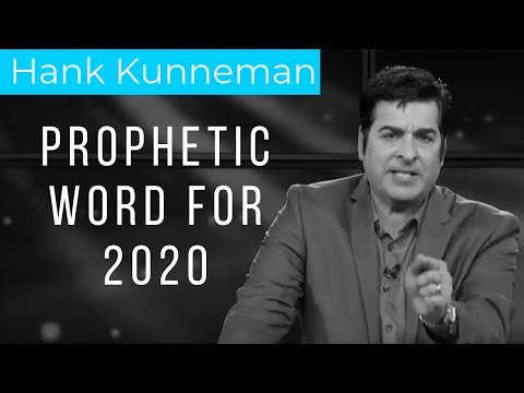 Hank Kunneman: Prophecy 2020
