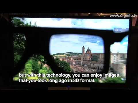 JVC Full HD Real Time 2D/3D Converter #DigInfo - UCOHoBDJhP2cpYAI8YKroFbA