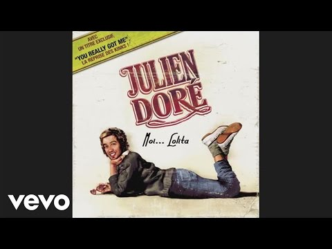 Julien Doré - You Really Got Me (audio) - juliendorevevo