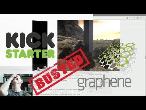 EEVblog #1186 - Solus Graphene Heater Kickstarter BUSTED! - UC2DjFE7Xf11URZqWBigcVOQ