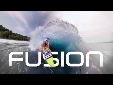 GoPro VR: This Is Fusion in 5K