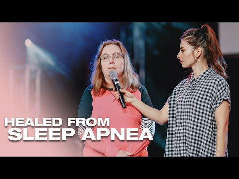 Healed after Struggling with Sleep Apnea for 8 years