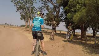 Transaid Cycle Zambia 2018 - Day 2