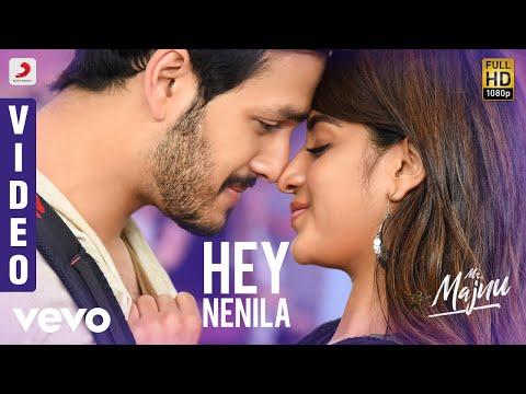 Mr. Majnu - Hey Nenila Telugu Video | Akhil Akkineni, Nidhhi | Thaman S - UCTNtRdBAiZtHP9w7JinzfUg