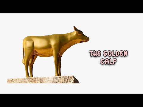 The Golden Calf  (Seeds) Sunday Service _ July 11th, 2021