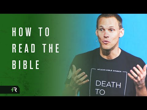 David Platt // How to Read the Bible Practically