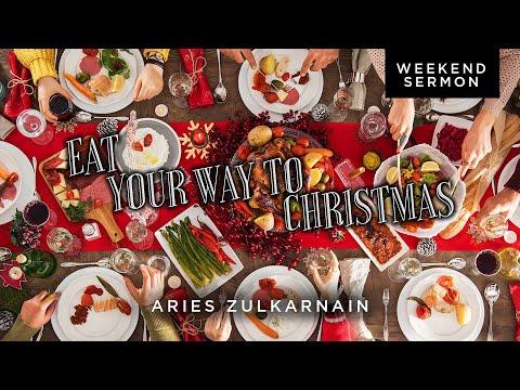 Aries Zulkarnain: Eat Your Way to Christmas!