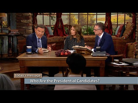 Who Are the Presidential Candidates?