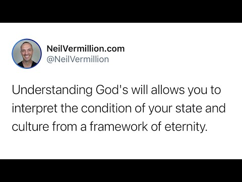 The Stability You Need - Daily Prophetic Word