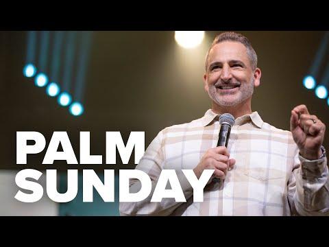 Palm Sunday  Pastor Michael Turner