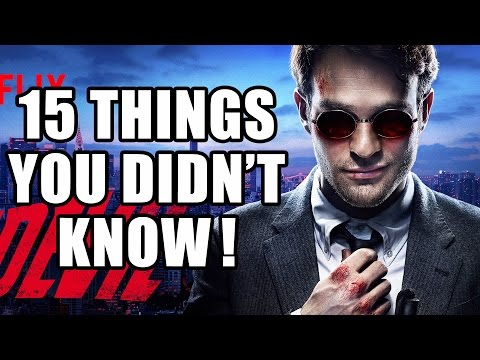 15 Things You Didn't Know About Marvel's Daredevil - Netflix - UCS5C4dC1Vc3EzgeDO-Wu3Mg