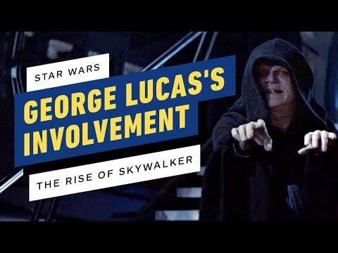 How George Lucas Helped Finish Star Wars: The Rise of Skywalker - UCKy1dAqELo0zrOtPkf0eTMw