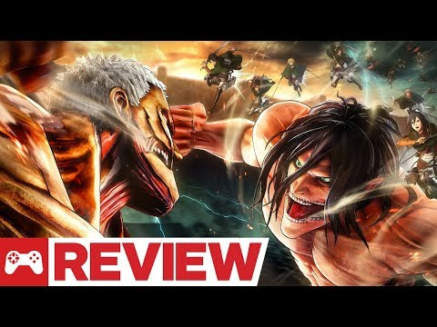 Attack on Titan 2 Review - UCKy1dAqELo0zrOtPkf0eTMw